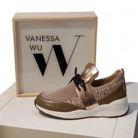 Basket kaki Vanessa Wu