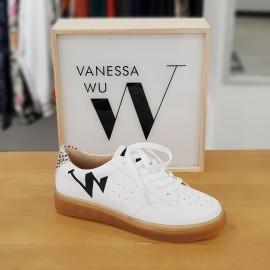 Basket blanche Vanessa Wu