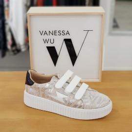 Basket beige Vanessa Wu