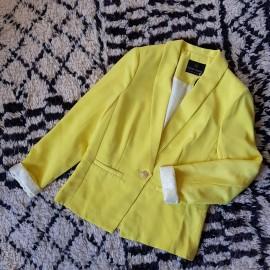 Veste Vanda jaune