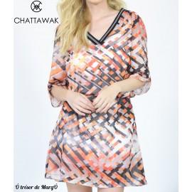 Robe Tommy Smoky de chez CHATTAWAK