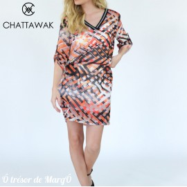 Robe Tommy Smoky de chez CHATTAWAK