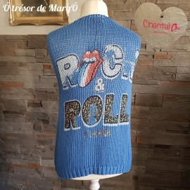 Gilet Rock CHANTAL B
