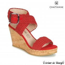 Nu pied compensé Lady de chez CHATTAWAK