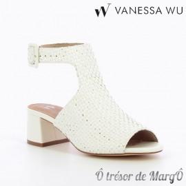 Sandale Vanessa Wu à talon