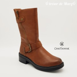 Botte Carolina de chez Chattawak