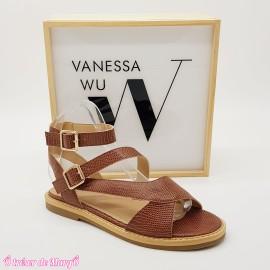 Nu-pied camel Vanessa Wu