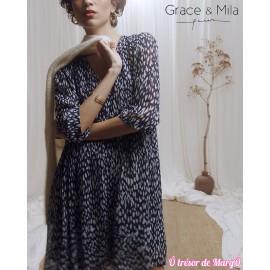 Robe Celia de chez GRACE & MILA