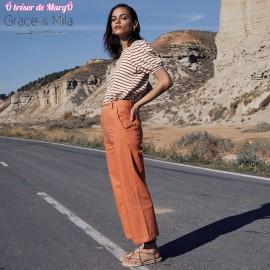 Pantalon Cedric de chez GRACE & MILA