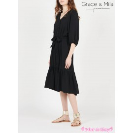 Robe Carsten de chez GRACE & MILA