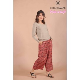 Pantalon Brune CHATTAWAK