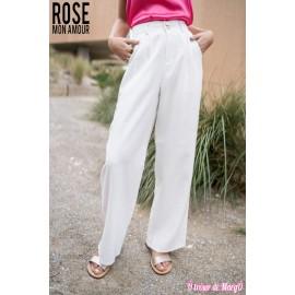 Pantalon Aloe ROSE MON AMOUR
