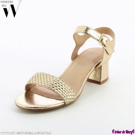 Sandale or VANESSA WU